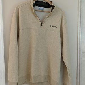 Columbia Sweatshirt Large